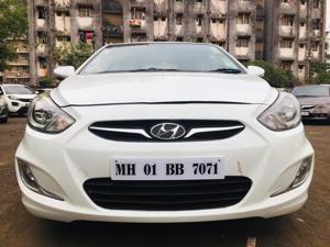 Hyundai Verna Fluidic 1.6 CRDI SX Opt (2012)