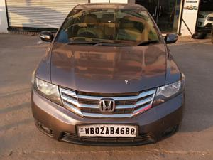 Honda City 1.5 V MT Sunroof (2012)