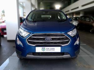 Ford EcoSport Titanium + 1.5L TDCi