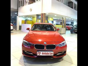 BMW 3 Series 320d Sport Line Sedan (2014)