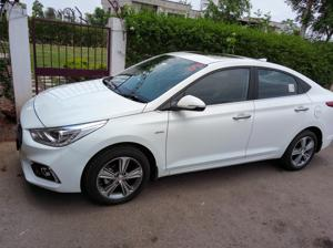 Hyundai Verna 1.6 CRDI SX Plus AT (2018) in Jhansi