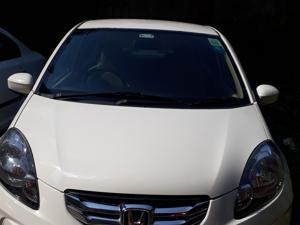 Honda Amaze EX MT Petrol (2014) in Thane