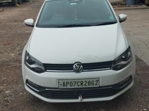 Volkswagen Polo Comfortline 1.5L (D) (2016) in Guntur