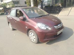 Honda Amaze S MT Petrol (2016) in New Delhi