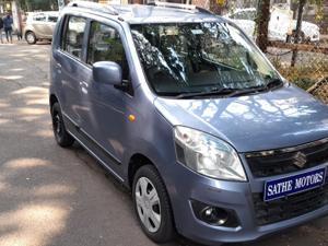 Maruti Suzuki Wagon R 1.0 MC VXI (2014) in Pune