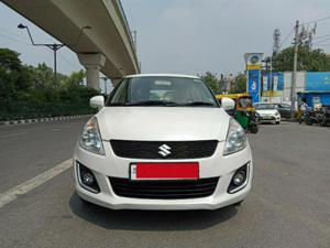 Maruti Suzuki Swift LXi ( Optional ) (2015)