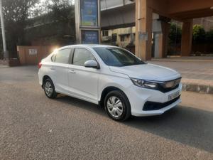 Honda Amaze S MT Petrol (Opt) (2019) in New Delhi