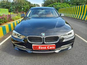 BMW 3 Series 320d Luxury Line Sedan (2012) in Bangalore