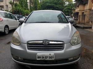 Hyundai Verna VGT CRDi SX (2010)