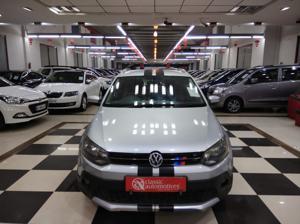 Volkswagen Cross Polo 1.2 TDI (2013)