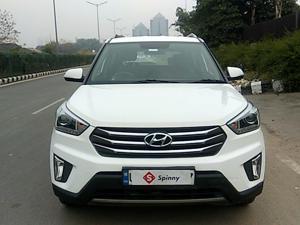 Hyundai Creta SX+ 1.6 U2 VGT CRDI AT (2018) in Faridabad