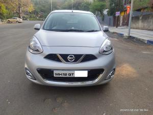 Nissan Micra XV CVT Petrol (2018) in Pune