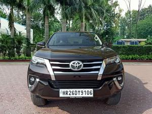 Toyota Fortuner 2.8 4x2 AT (2019) in Faridabad