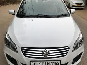 Maruti Suzuki Ciaz ZDi+ SHVS (2017) in New Delhi