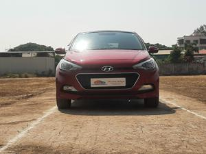 Hyundai Elite i20 1.2 Kappa Dual VTVT 5-Speed Manual Asta (O) (2017) in Dhule