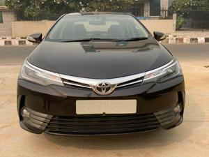 Toyota Corolla Altis 1.8 J (2017) in Faridabad