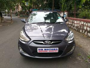 Hyundai Verna Fluidic 1.6 VTVT SX Opt AT (2013) in Mumbai