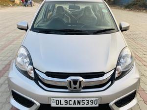 Honda Amaze S MT Petrol (Opt) (2017) in New Delhi