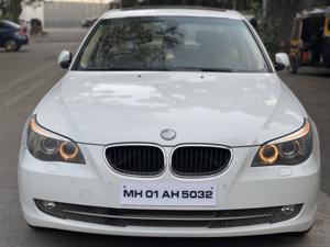 BMW 5 Series 520d Sedan (2008) in Mumbai