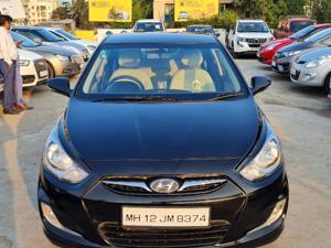 Hyundai Verna Fluidic 1.6 VTVT SX