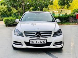 Mercedes Benz C Class C 250 CDI BlueEFFICIENCY