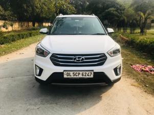 Hyundai Creta 1.6 SX Plus Petrol