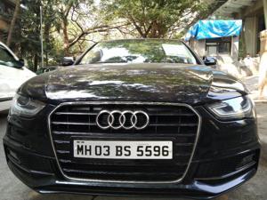Audi A4 2.0 TDI Technology Pack