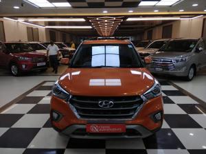Hyundai Creta SX 1.6 (O) Petrol