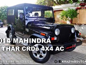 Mahindra Thar CRDe 4x4 AC