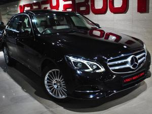 Mercedes Benz E Class E350 CDI Avantgarde