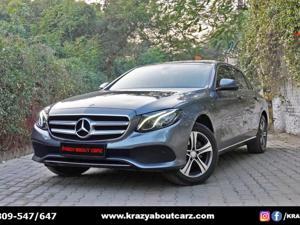 Mercedes Benz E Class E 200