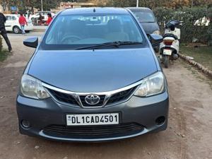Toyota Etios Xclusive Petrol
