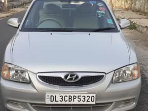 Hyundai Accent CNG