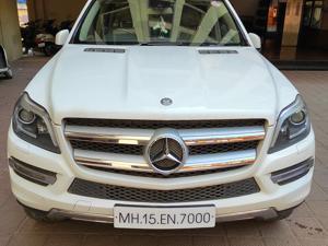 Mercedes Benz GL 350 CDI Luxury