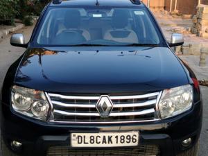 Renault Duster RxZ Diesel 110PS
