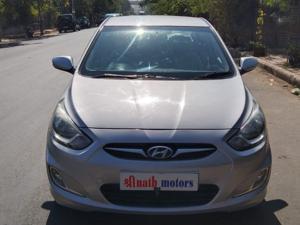 Hyundai Verna Fluidic 1.6 CRDI