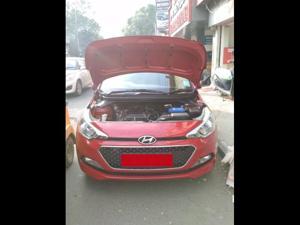 Hyundai Elite i20 1.2 Kappa VTVT Sportz Petrol