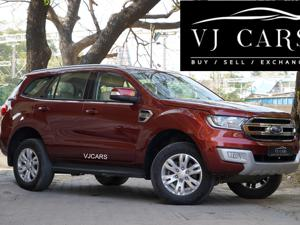 Ford Endeavour Trend 2.2 4x4 MT