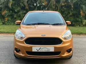 Ford Figo Trend 1.5 TDCi