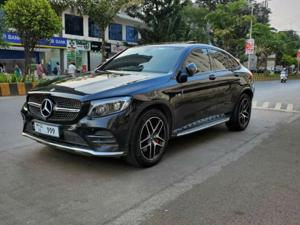 Mercedes Benz GLC Coupe 43 AMG