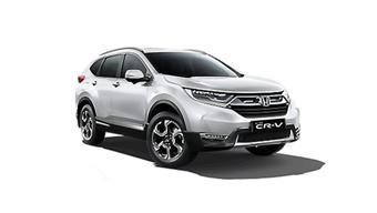Honda CR-V Vs Ssangyong Rexton