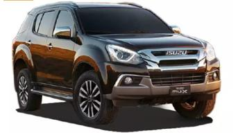 Ford Endeavour Vs Isuzu MU-X
