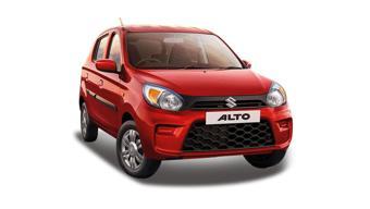 Maruti Suzuki Alto Vs Tata Nano
