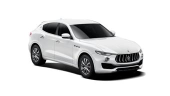 Maserati Levante Vs Toyota Land Cruiser