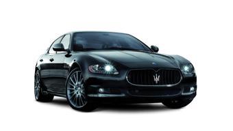 Maserati Quattroporte Vs BMW M5