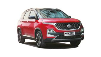 MG Hector Vs Tata Safari Storme