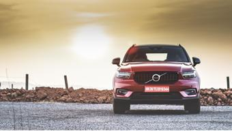 Volvo XC40 T4 R-Design Petrol First Drive Review