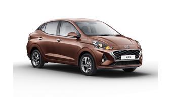 Hyundai Aura Image