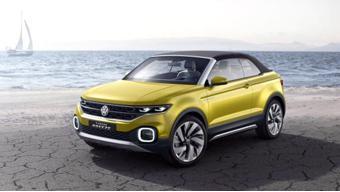 Volkswagen T-Cross Image