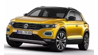 Volkswagen T-Roc Image